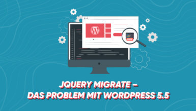 JQuery Migrate – das Problem mit WordPress 5.5